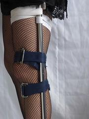 Pretender 2 (JKiste2008) Tags: leg brace caliper pretender