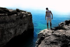 Traveling – it leaves you speechless, then turns you into a storyteller (Rojs Rozentāls) Tags: algarve portugal