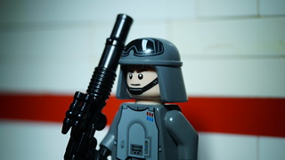 Lego Imperial Officer