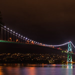 Lions Gate Bridge, Vancouver thumbnail