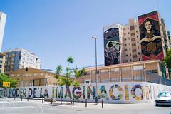 El poder de la imaginación - Malaga (Hanzo STD) Tags: graffiti streetart malaga sonyalphaa550 a550