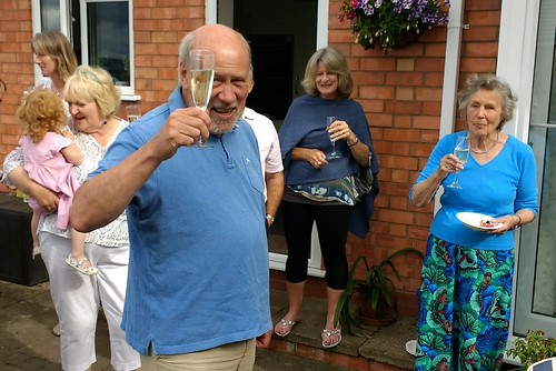 John Denham's 70th Celebration
