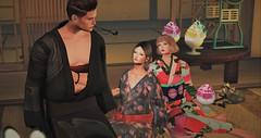 ⸭060⸭HILU / ASO! / !1mm* / Maru Kado / [MB]  @Japonica (Daiamond.Criss) Tags: japonica kimono yukata hilu 1mm aso maru kado mb