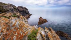 Beautiful day ...x (Einir Wyn Leigh) Tags: seascape wales rocks sea oceans coastal beautiful happy love serenity blue fun walking sunshine colorful landscape anglesey cymru