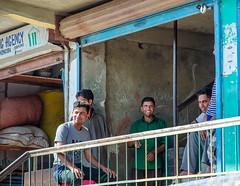 1490 - Lounging In front The Shop Front (@ris_@bdullah ) Tags: kashmir men kashmiri shop street smile