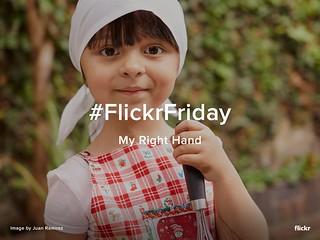 Flickr Friday - My Right Hand