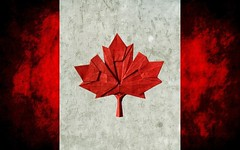 Canadian Themed Origami to Celebrate Canada's 150th Birthday (Origami.me) Tags: canadaday canada day 2017 canada150 origami papercraft craft crafts diy fold folding