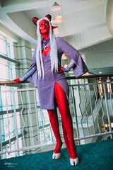Zahra (btsephoto) Tags: cosplay costume play project akon anime convention fort worth texas center downtown portrait fuji fujifilm xt1 yongnuo yn560 iii flash critical role dungeons dragons fujinon xf 23mm f14 r lens コスプレ