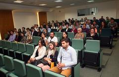 Aula de Ética CRM-SC - FURB e outras universidades - Dia 07.07.2017 (Cremesc) Tags: ética crmsc furb florianópolis santa catarina