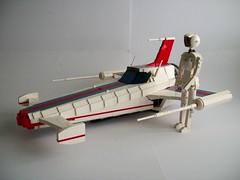 Formula Zero Gravity (TechnicNick) Tags: lego formula zero gravity 18 space martini