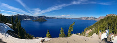 Crater Lake National Park (sfldp) Tags: oregon pch pacificcoast pacificocean beach pacific coast highway us1 101 1 redwoods state park crater lake national motorcycle indian scout snow mountains forest adventure explore roadtrip road trip selfie sony sonya6300 rokinon12mm rokinon a6300