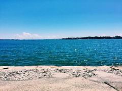Bienvenido A St.Augustín (daltoniiames) Tags: relaxing getaway beachy sky blue waves ocean water seaside historic outdoors outside summer marcos san de castillo explore destinations travel vacation 2017 usa florida staugustine