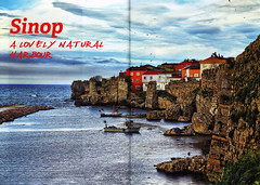 Verdant Black Sea; 2016, Sinop, Turkey (World Travel library - The Collection) Tags: 2016 sinop water clouds colorful colors colours lights coast historical architecture buildings turkey türkiye brochure world travel library center worldtravellib holidays tourism trip touristik touristisch vacation countries papers prospekt catalogue katalog photos photo photography picture image collectible collectors collection sammlung recueil collezione assortimento colección ads gallery galeria touristische documents dokument broschyr esite catálogo folheto folleto брошюра broşür