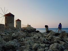 this morning Rhodes,Greece (Ozlem Acaroglu(www.ozlemacaroglu.com)) Tags: rodosadasi yunanistan nd10stop