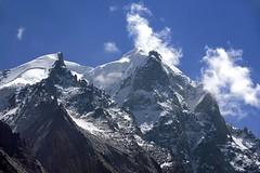 Mt Papsura, India 2016 (reurinkjan) Tags: india 2016 ©janreurink himachalpradesh spiti kinaur ladakh kargil jammuandkashmir mtpapsura barashigriglacier himalayamountains himalayamtrange himalayas landscapepicture landscape landscapescenery mountainlandscape