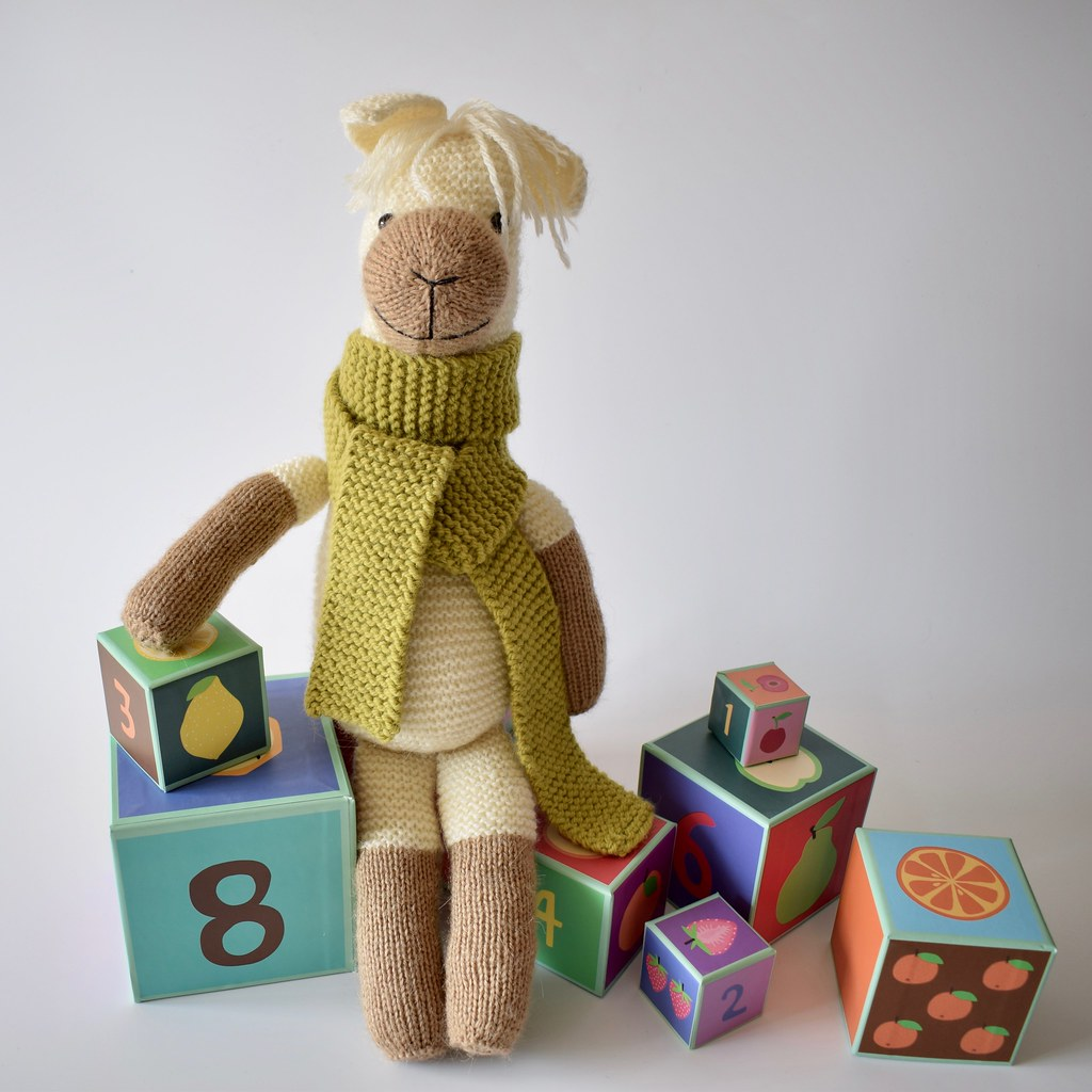 The Worlds most recently posted photos of knitting and toy - Flickr Hive...