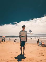 DSCN0336 (AndreLRC) Tags: beach day fortaleza brasil vsco nikon p530 filters oav