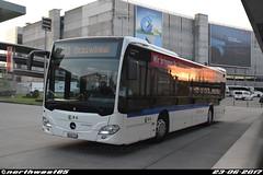 93 (northwest85) Tags: verkehrsbetriebe zürich vbz glattalbus zh 661193 93 mercedes benz citaro 733 graswinkel flughafenstrasse kloten switzerland bus zh661193