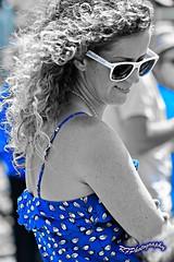 Lady In A Blue Dress (richardf957) Tags: rfphotography richardf957 rfitz bluedress