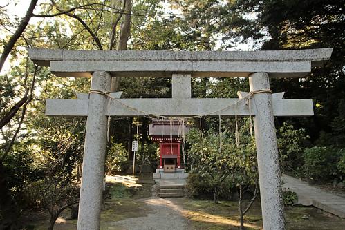 Kuzuharaoka Shrine, Kamakura