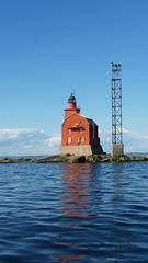 Porkkala lighthouse (Dencku) Tags: fyr majakka lighthouse kallbådan porkkala porkala saaristo skärgård archipelago finskaviken suomenlahti kyrkslätt kirkkonummi finland suomi