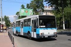 2017-06-30, Odesa, Kulykove Pole (Fototak) Tags: trolleybus skoda filobus 14tr obus odesa odessa ukraine ligne9 4002