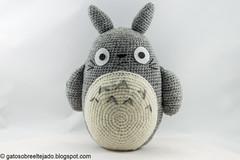 Amigurumi (El Gato sobre el Tejado) Tags: crochet amigurumi peluches plush manualidades crafts hechoamano handmade totoro