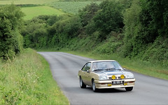 OPEL Manta GT 1970 - 1975 (claude 22) Tags: tourdebretagne abva 2017 rallye old vintage classic vehicule cars voitures automobiles collection brittany finistère opel fuji fujifim 18135mm fujinon tourdebretagneabva manta gt 1970 1975 tourdebretagne2017 claude22 claudelacourarie