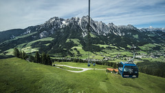 my office today (phunkt.com™) Tags: uci mtb mountain bike world cup 2017 leogang saalfelden phunkt phunktcom keith valentine race final dh down hill downhill