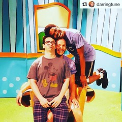 Garfield, Jon and Odie. One happy family! #GarfieldTheMusical in rehearsal! #clawsome #purrfect #coterietheatre #Repost @darringtune (TheCoterieTheatre) Tags: httpswwwinstagramcompbvgjtvrazdq httpsscontentcdninstagramcomt51288515sh008e351888904813678267299758622127511272684519424njpg the coterie theatre kansas city crown center kc kcmo for young audiences instagram garfield jon odie one happy family garfieldthemusical rehearsal clawsome purrfect coterietheatre repost darringtune