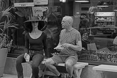 """Goddess on Wabash"" - Downtown Chicago - 10 Jun 2017 - 7D II - 088 (Andre's Street Photography) Tags: chicago10jun20177dii city urban wabashavenue wabash chicago loop downtown goddess stunning woman widebrimmed hat distinguished elagant stylish hip candid portrait street straat straatfotografie straatportret streetphotography streetportrait strada strasse lacalle larue fotografiadistrada photobyandrevanvegten chicagoist chicagoreader chicagomagazine chicagojournal chicagotribune enjoyillinois chicagoland dedeka dutchstreetphotographer chicagostreet chicagostreetphotography chicagostreetphotographer blackandwhte zwartwit bw bwphotography bwphoto noiretblanc blancoynegro canon eos 7dii ef50mmf18stm efprime primelens 50mmprime 50mm atributetoedvanderelsken dedicatedtodianearbus robertfreankspeople diva black blackandlight light schwarzweiss protoart fineart image persona face visage person"