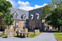 The Auld Kirk of Ayr (Harry McGregor) Tags: architecture kirk church auldkirkofayr ayr ayrshire scotland churchofscotland catholicchurch franciscanfriary religion worship belief historic gravestones cemetery nikon d3300 harrymcgregor 4 6 2017