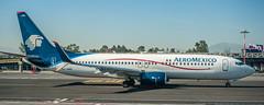Aeromexico B738 (MEX) (ruimc77) Tags: nikon d700 nikkor af 2880mm f3356g aeromexico xaams aeroméxico boeing 737800 b737800 737 b737 738 b738 43661 5295 mexico city ciudad méxico benito juarez international airport mex mmmx aicm