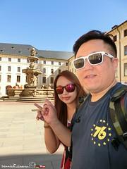Honeymoon Day3 020 (song A) Tags: honeymoon europe czechrepublic 布拉格 praha 布拉格城堡 pražskýhrad hradčany 布拉格城堡區 捷克