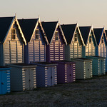 127/365 - Evening beach huts (Explored!) thumbnail