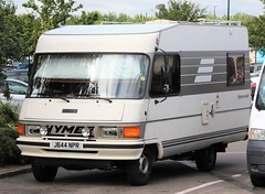 J644 NPR (Nivek.Old.Gold) Tags: 1992 citroen c25 hymermobil camper 2500cc diesel