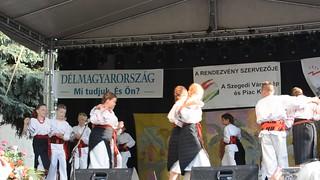Kids folk dance
