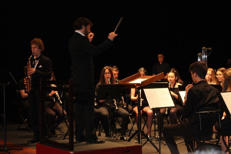Concierto fin de curso Banda Orquesta y Coro del Conservatorio