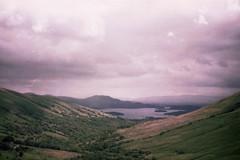 Beinn Eich (Erin Catherine MacKenzie) Tags: minolta minoltax700 kodak kodakgold scotland hillwalking hiking beinneich arrocharalps luss