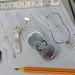 Making a silver vielle - 2
