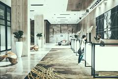 Reception Area (Daniel Y. Go) Tags: fuji fujix100f x100f philippines seda sedavertisnorth vertisnorth