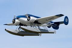C-GGGF (John W Olafson) Tags: cgggf seaplane beech18 pacificseaplanes vancouver cam9 twin