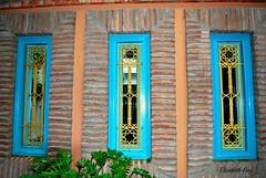 MAROCO 01-2015 147 (Elisabeth Gaj) Tags: maroco012015 elisabethgaj afryka travel architecture building windows marrakech