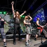 TITAN KILLER - Metalheads Against Racism Vol. 6, Donauinselfest Vienna