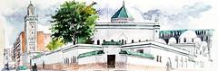 La Grande Mosquée, Paris 5 (AnneWEBR) Tags: mosquée