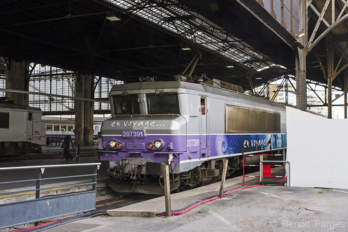 [SNCF] BB 7391