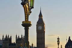 Big Ben Lamp Post