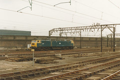 47474 at Crewe (tibshelf) Tags: 47474 class47 crewe brushtype4 sulzer