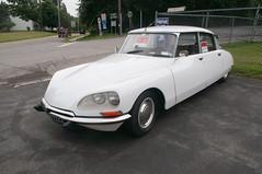 1973 Citroën DS Super D-5 (Triborough) Tags: ny newyork putnamcounty coldspring citroën citroen ds super d5 car