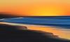 painting (mesana62) Tags: ocean orange orilla backlight bokeh blue doñana verano yellow cylon13 andalucia spain skyline silhouette sunset nikon nikkor nature azul sky park